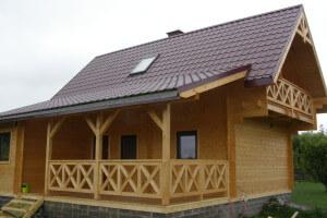Domy drewniane