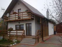 Domy letniskowe i całoroczne drewniane