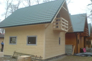 Domki drewniane